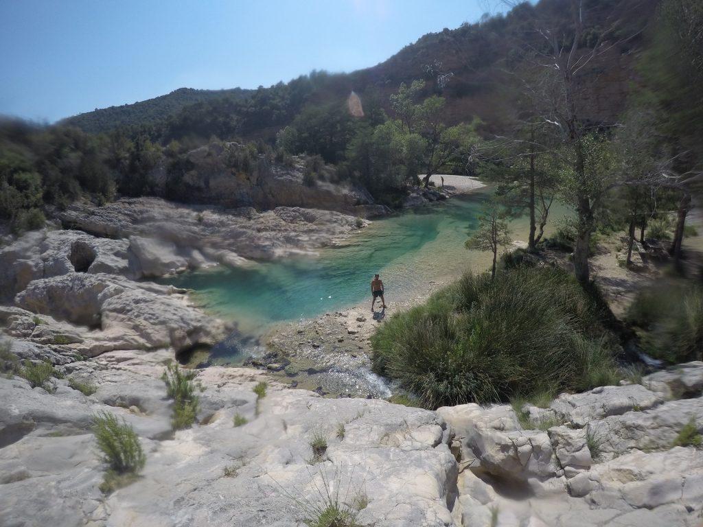 Rio Salto del Bierge